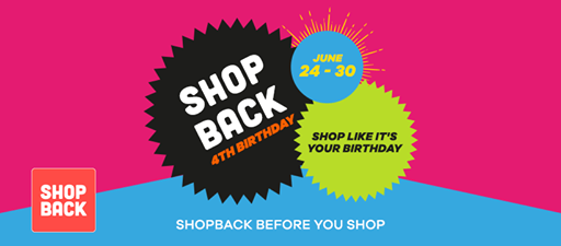 It's a Celebration! Here Are All The Deals You Can Snag This ShopBack Birthday Sale