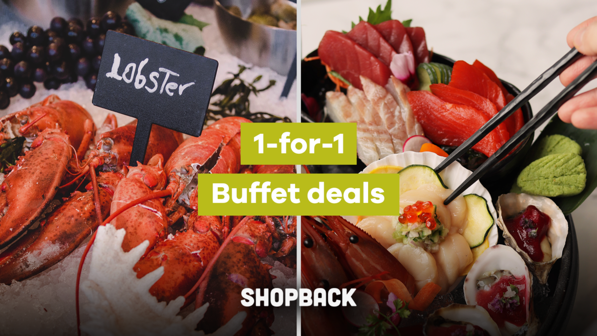 Top 1-for-1 Deals And Other Buffet Promos In Metro Manila