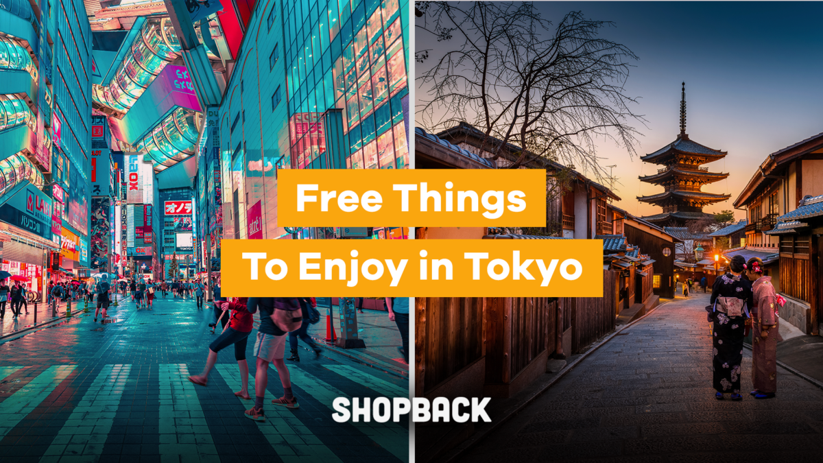 Best Free Things To Do When You Visit Tokyo, Japan