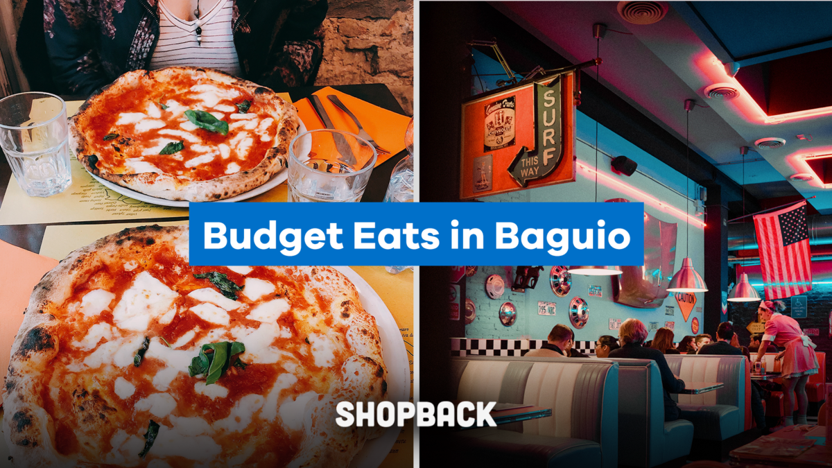 Delicious and Affordable Places To Eat In Baguio