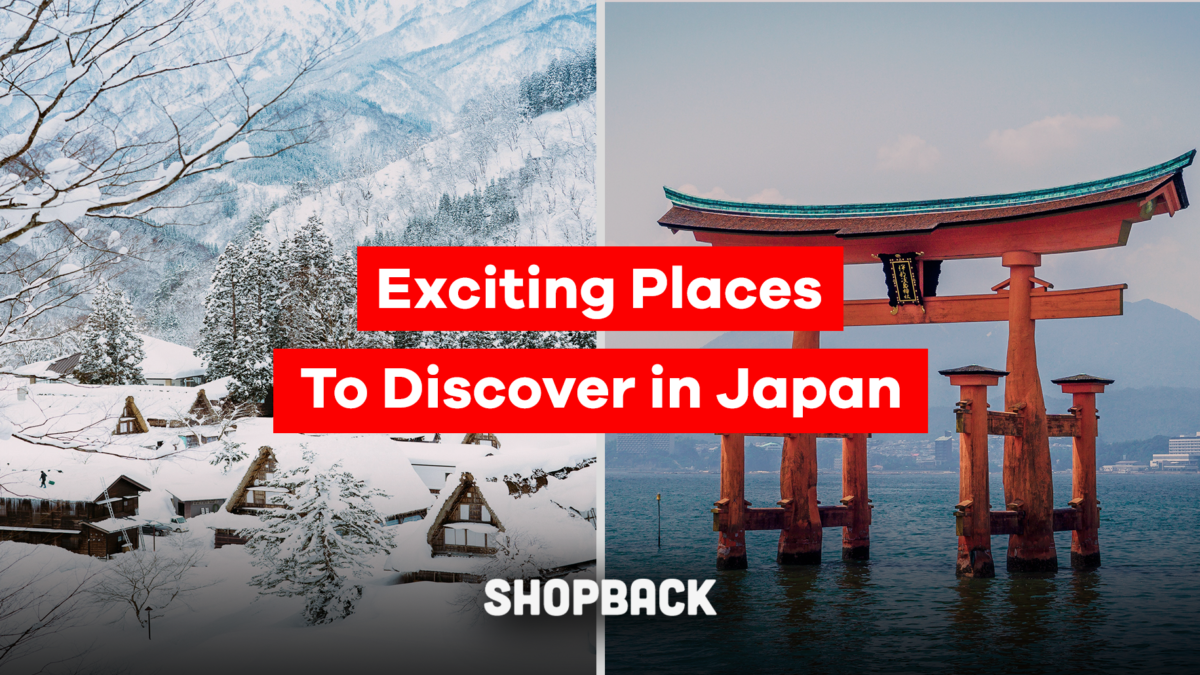 Popular Places to Discover in Japan That Aren't Tokyo or Kyoto