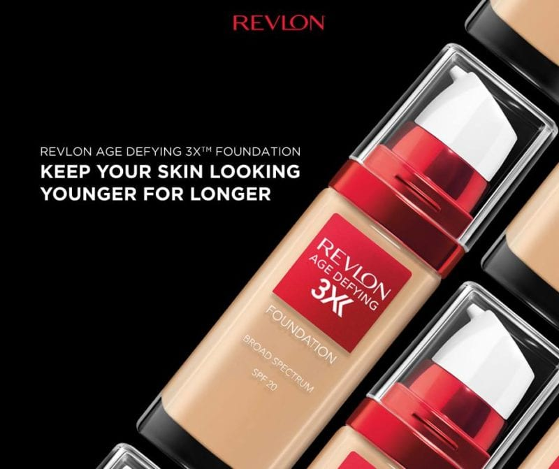 Revlon Age Defying 3X Foundation
