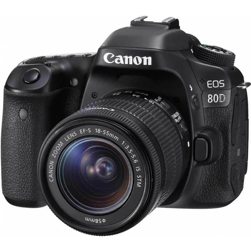 Canon EOS 80D best digital camera