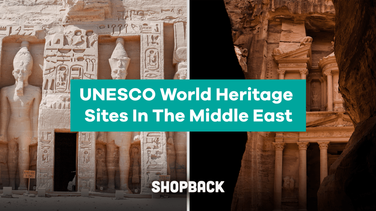 UNESCO World Heritage Sites to visit in the Middle East