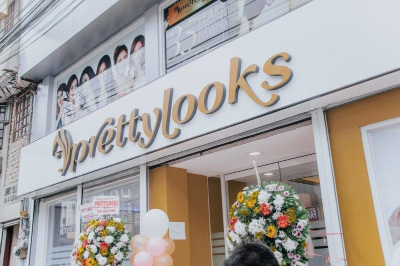 Prettylooks outlet