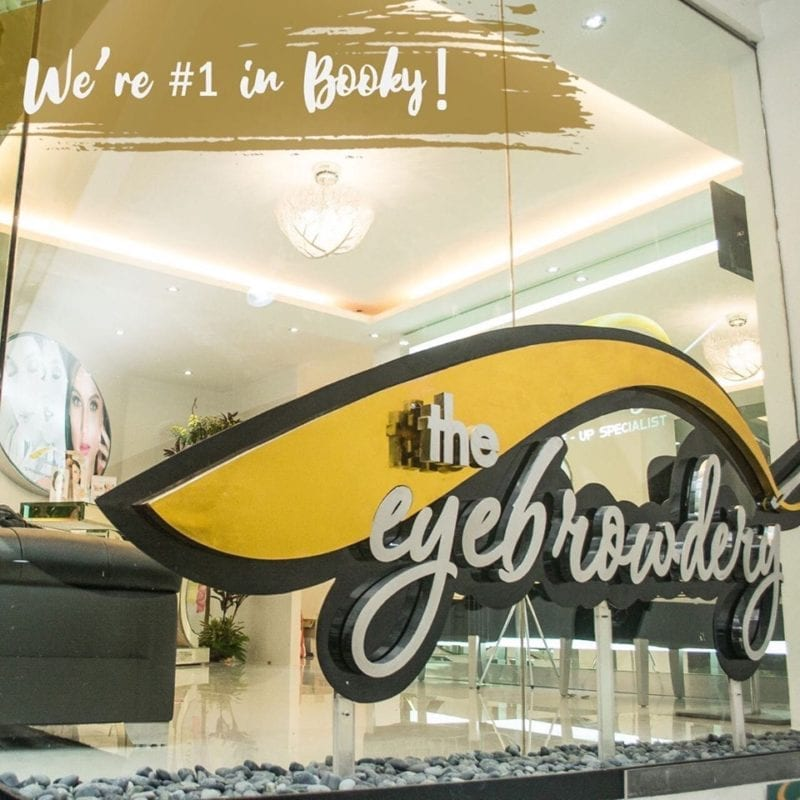 Eyebrowdery outlet