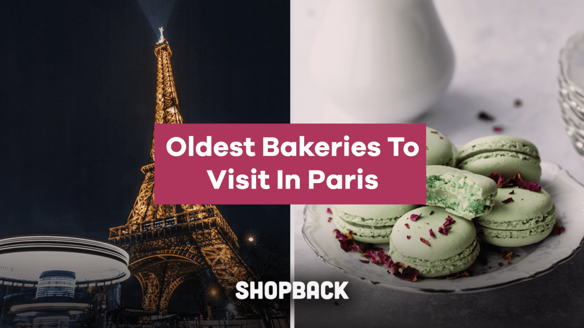 Must Try Parisian Delights By The Oldest Patisseries And Bakeries