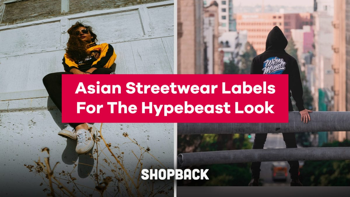 Asian Street Wear Labels For Your Complete Hypebeast Look