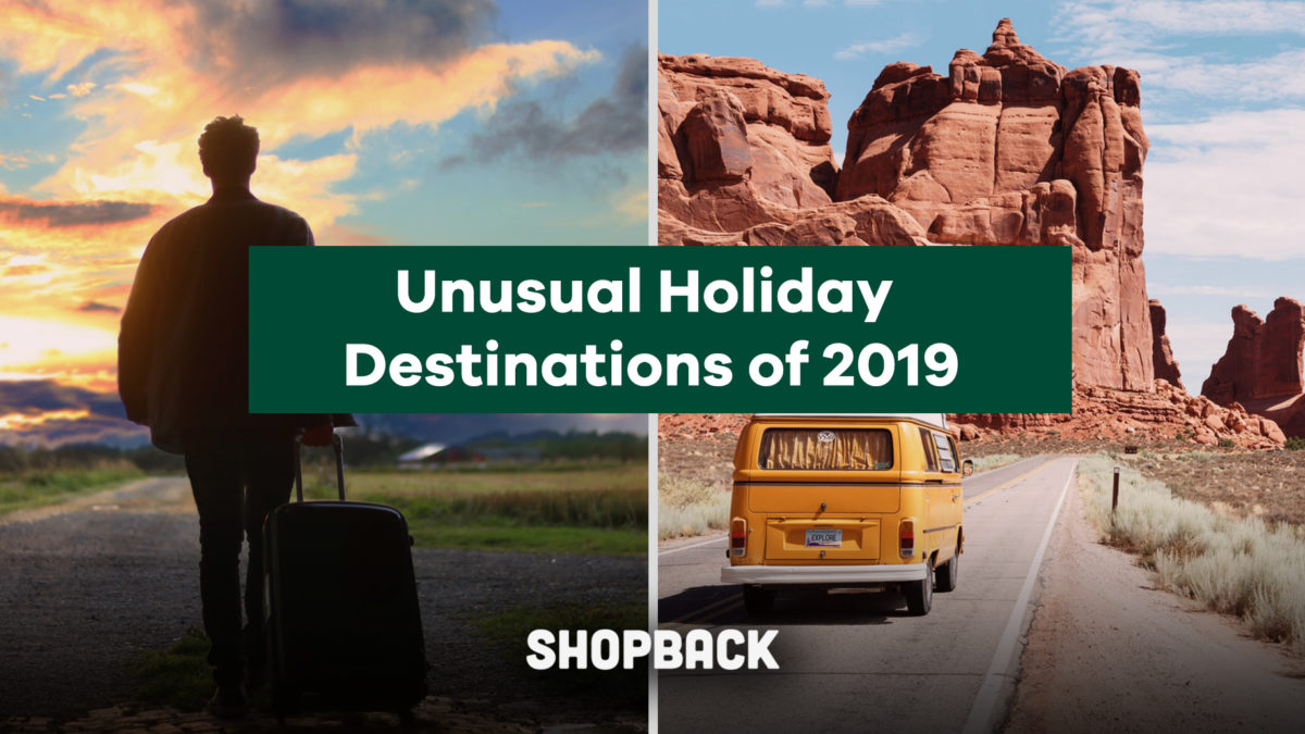 ShopFest Travel Guide: Unusual Holiday Destinations For Your Next Adventure