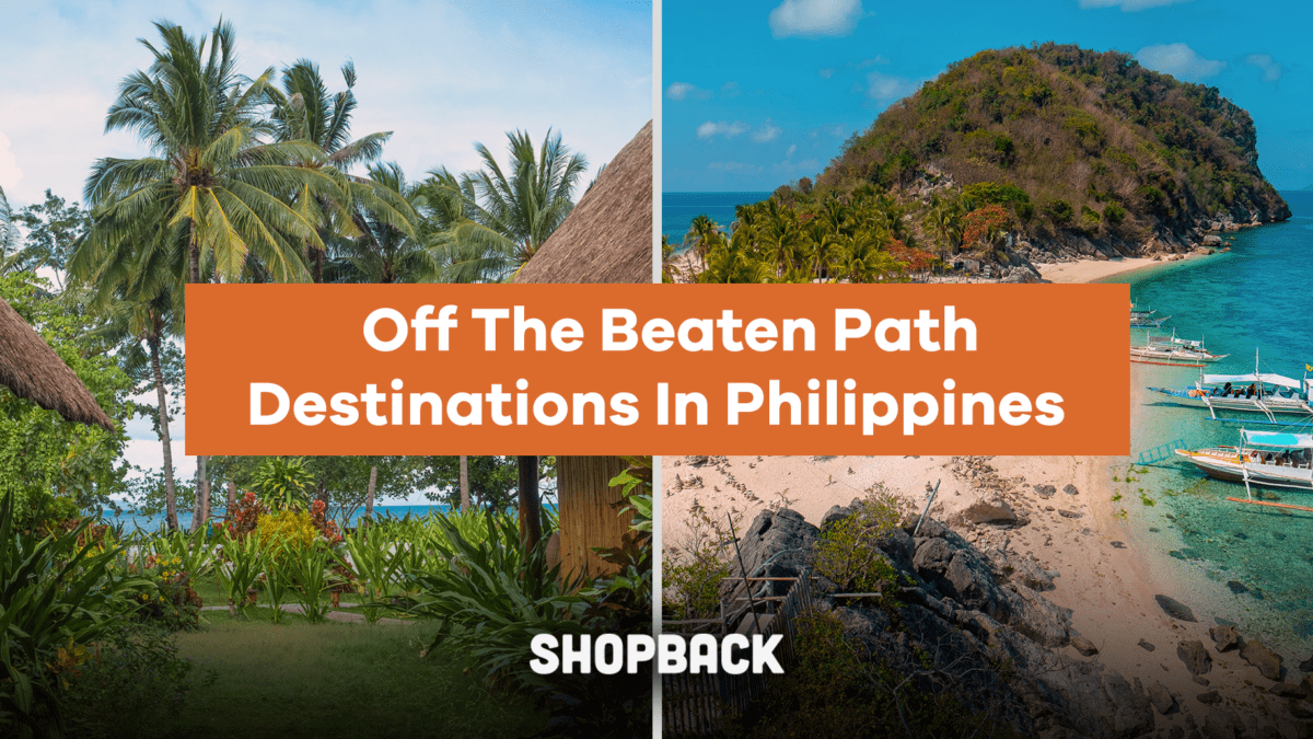 Off-the-beaten-path destinations in Philippines to visit this holiday season
