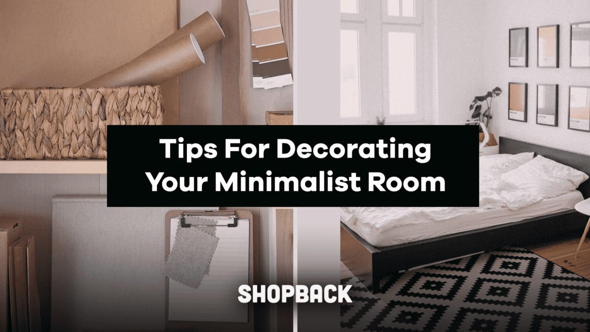 Tips And Ideas For Decorating Your Dream Minimalist Room