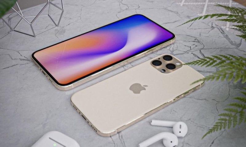 apple new iPhone rumoured design