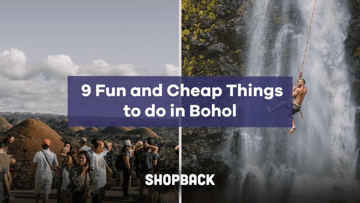 9 Fun And Cheap Things to do in Bohol, Philippines including Cliff Diving and Dolphin Watching!