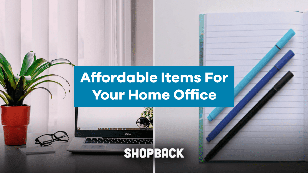 Cheap And Useful Buys For Your Home Office