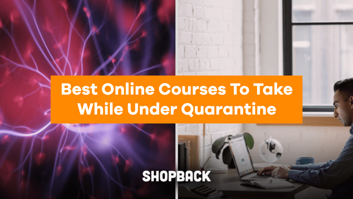 Best Online Courses To Take While Under Quarantine: Udemy and Coursera