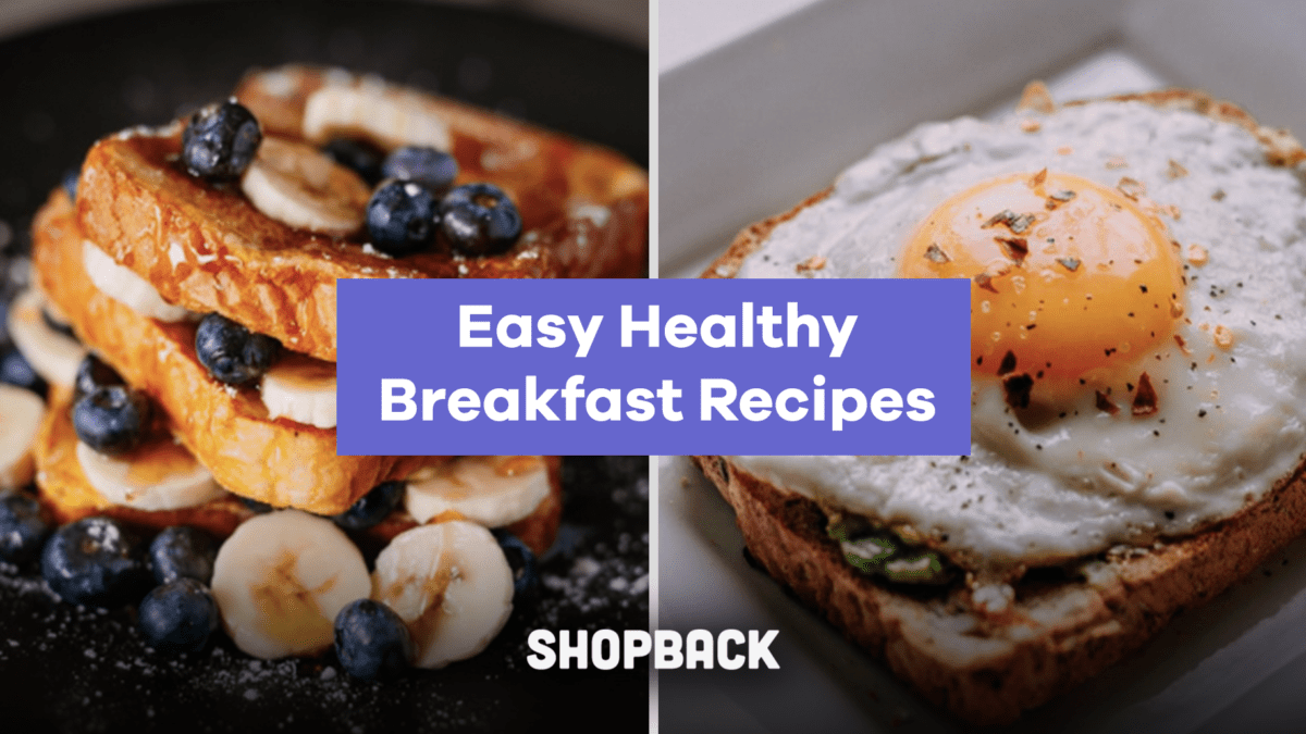 6 Healthy Breakfast Ideas to Boost Your Immune System