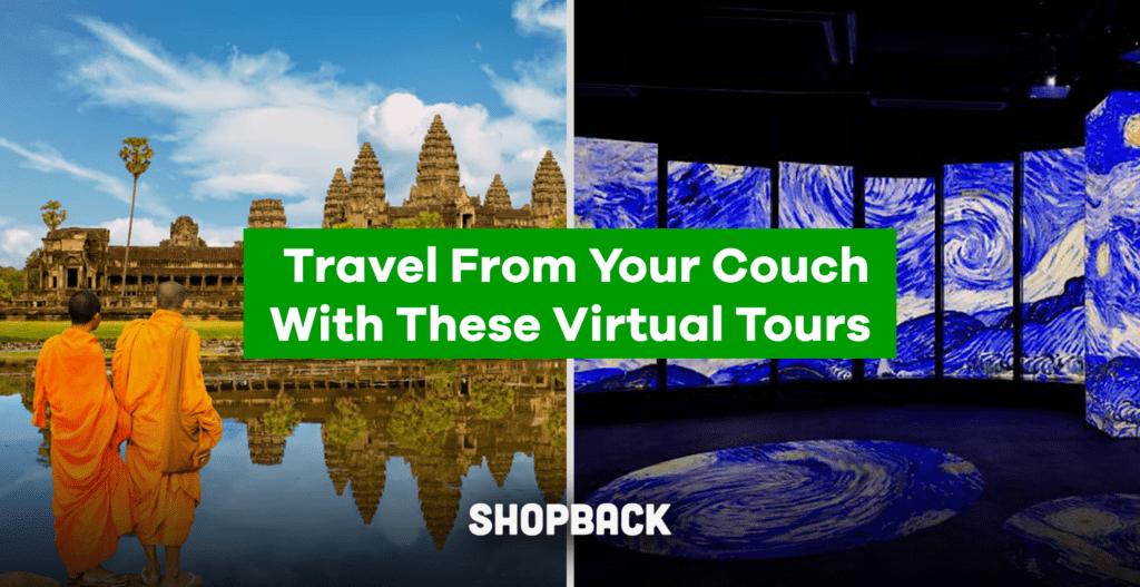 online virtual tour