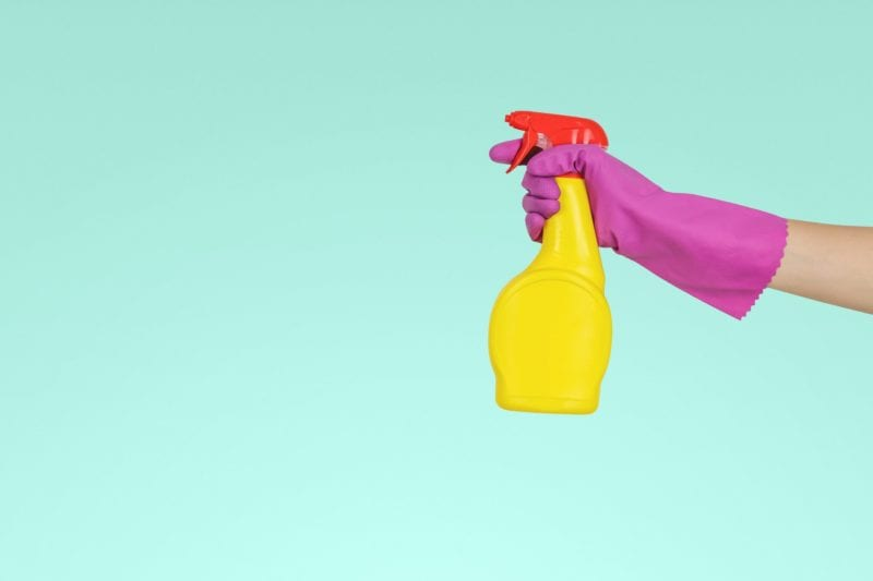 diy lysol spray