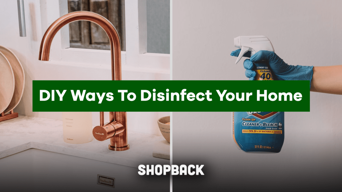 Ethyl vs Isopropyl Alcohol: DIY Ways To Disinfect Your Home