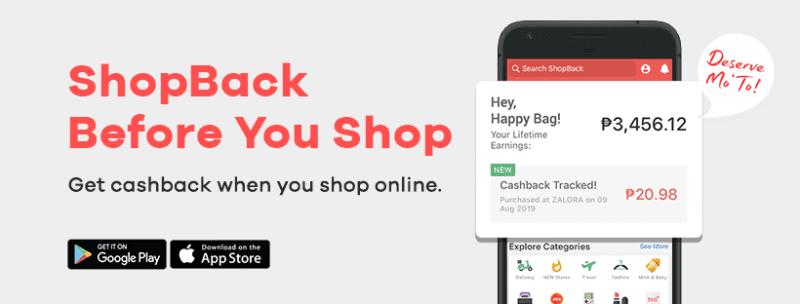 Shopback ph