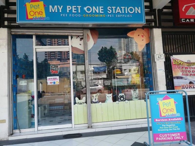 pet shops in qc