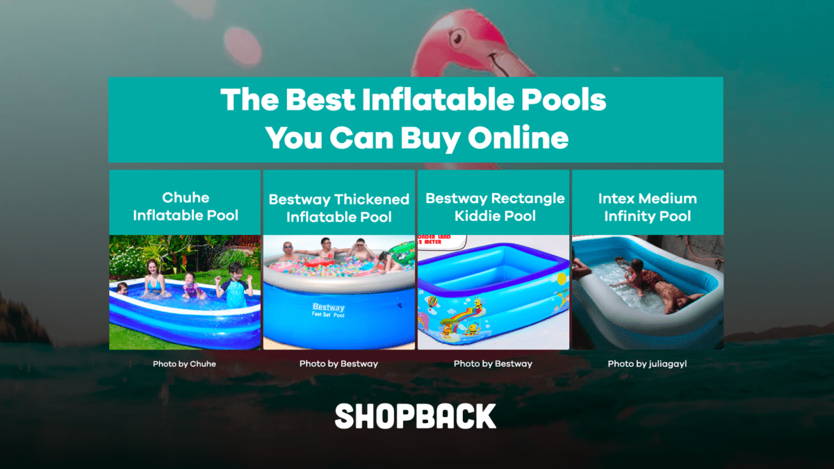 Top 10 Best Kiddie and Family Inflatable Pools You Can Buy Online