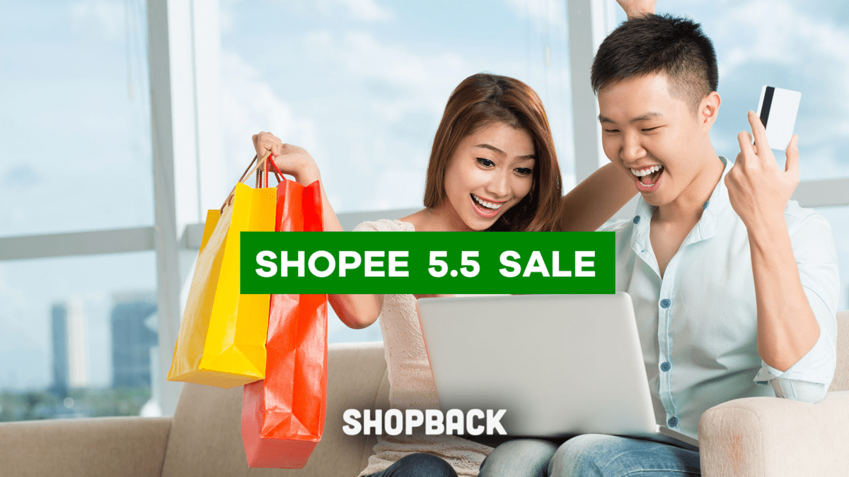 All The Shopee Deals You Wouldn't Want To Miss This 5.5! #ShopeeFromHome
