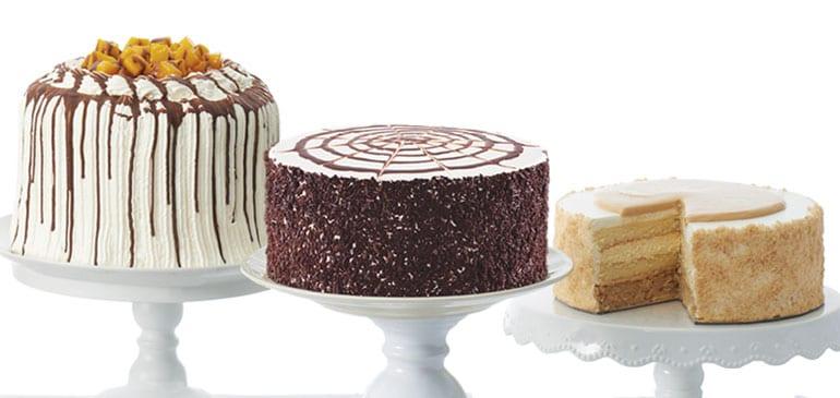 Conti's cake