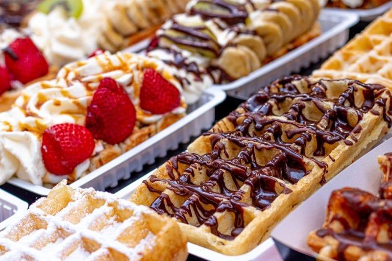 order waffles online