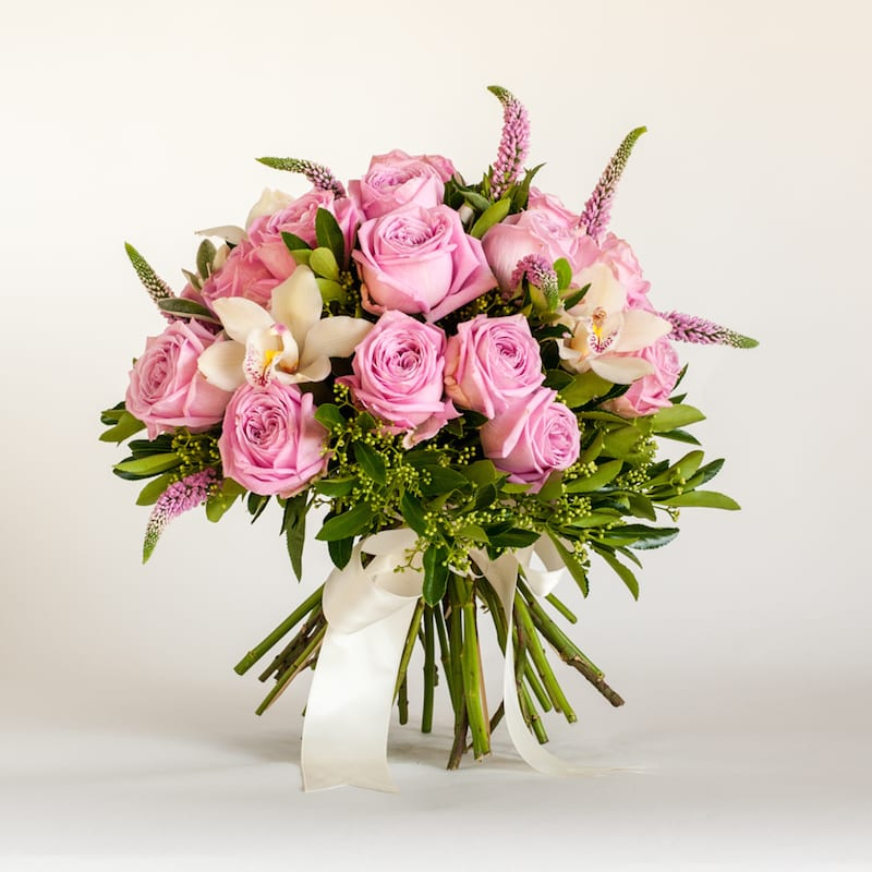 pink flowers for mother's day