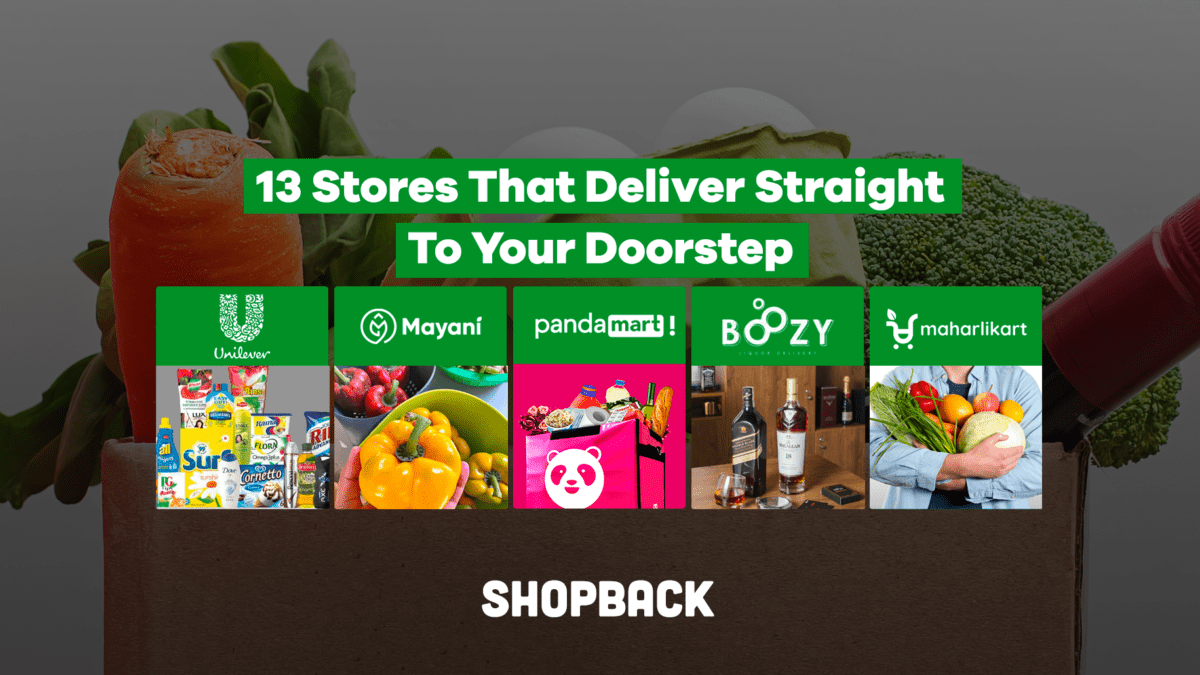 Where To Order Groceries Online: 13 Stores That Deliver Straight To Your Doorstep