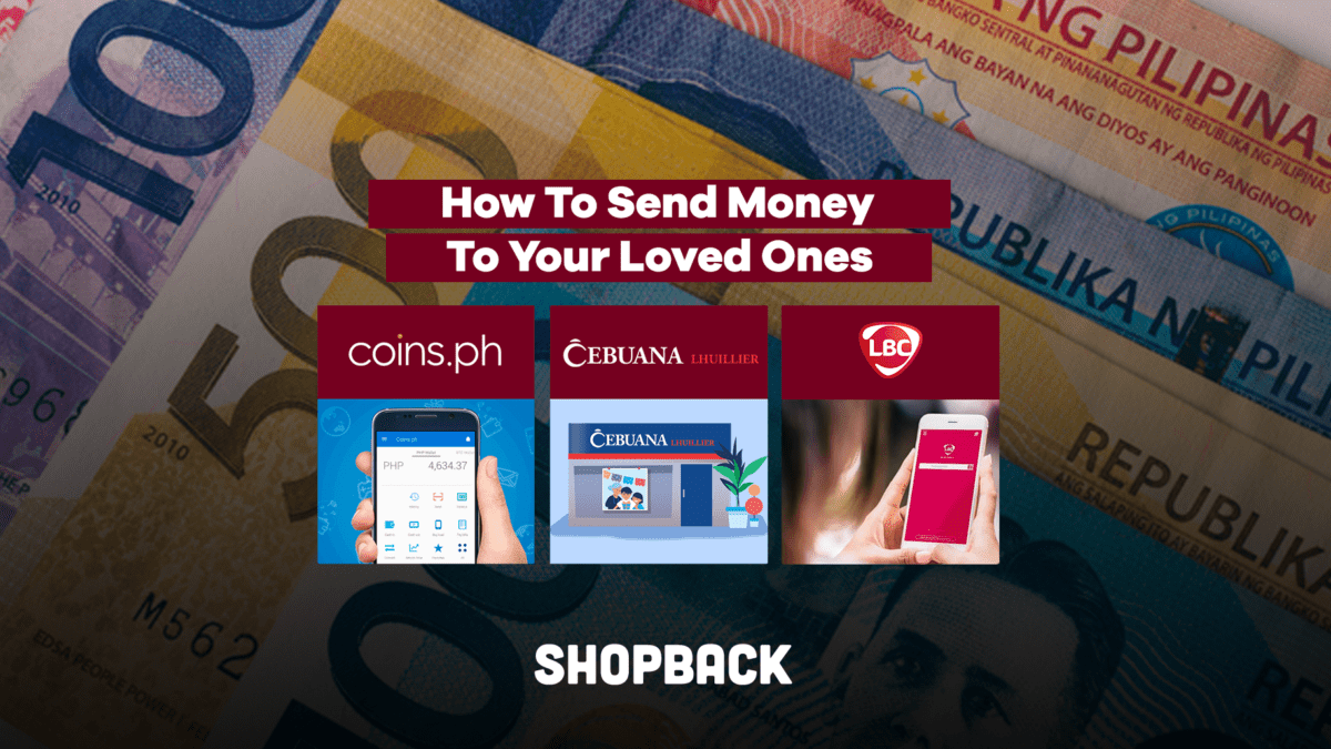Six Ways You Can Send Money to The Province or Anywhere in The Philippines