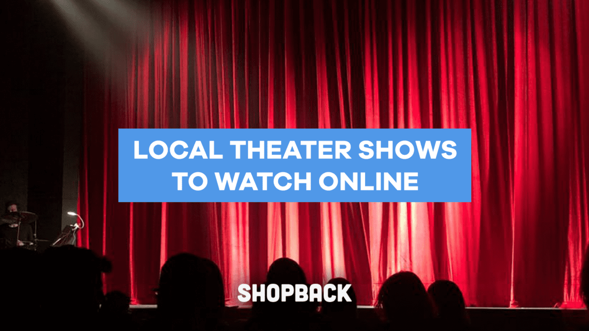 Local Theater Shows, Musicals, and Stage Plays Streaming Online for FREE