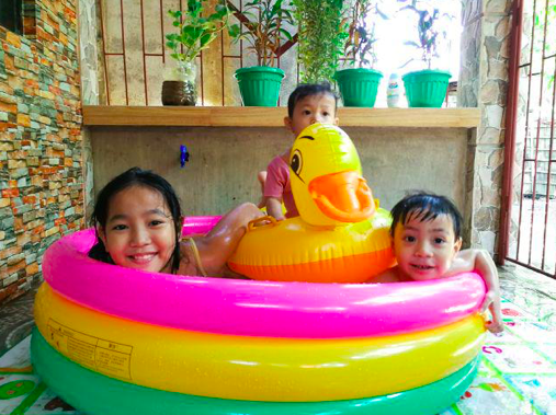 swimming pool for kids