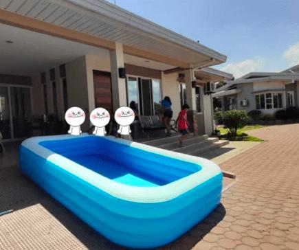 shopee swimming pool