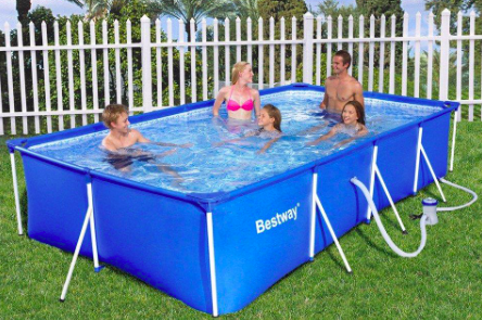 bestway inflatable pool