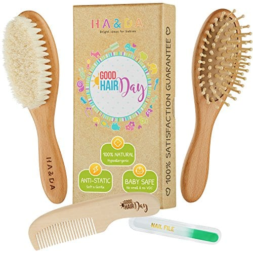 hairbrush for babies