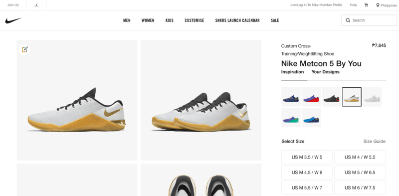 customize your own nike basketball shoes