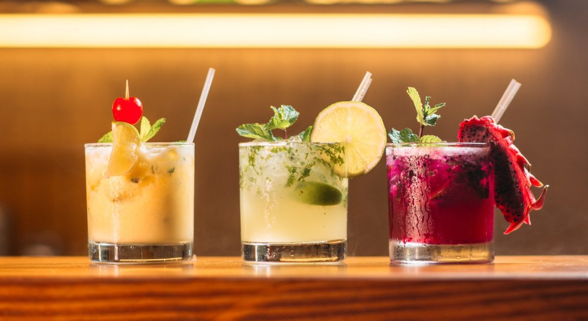 LIST: Easy Cocktail Recipes You Can Make At Home