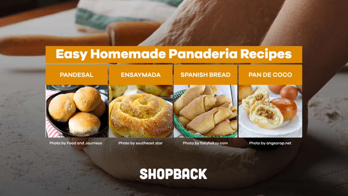 How To Make Your Favorite Panaderia Breads and Pastries at Home