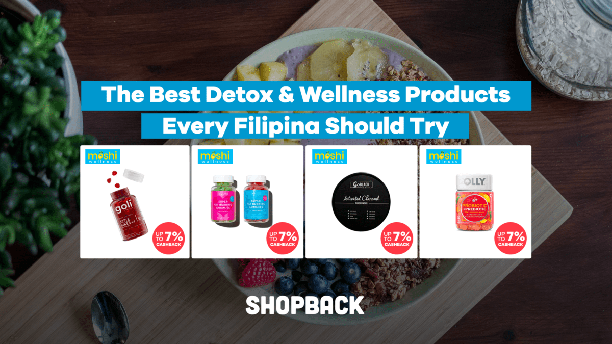 Need To Detox? Here Are Products That Actually Work For Pinays