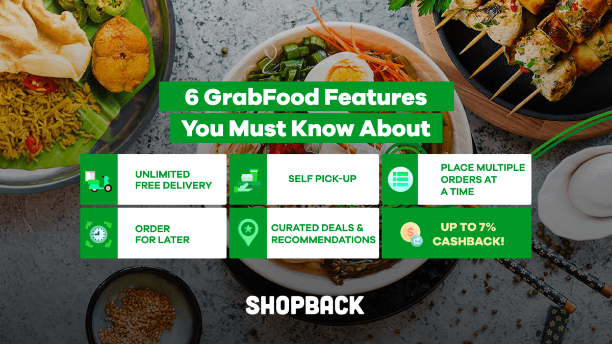 Here Are Six GrabFood App Features You're Probably Not Aware Of