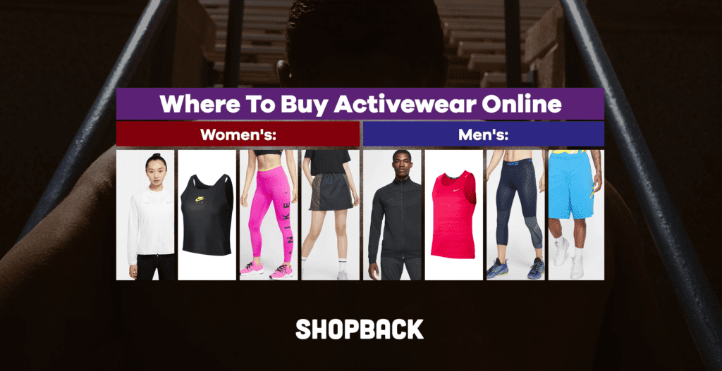 where to buy activewear
