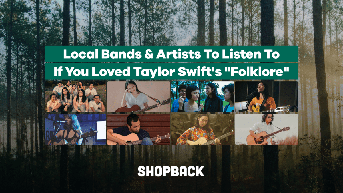 "8 Local Bands & Artists To Listen To If You Loved Taylor Swift's ""Folklore"""