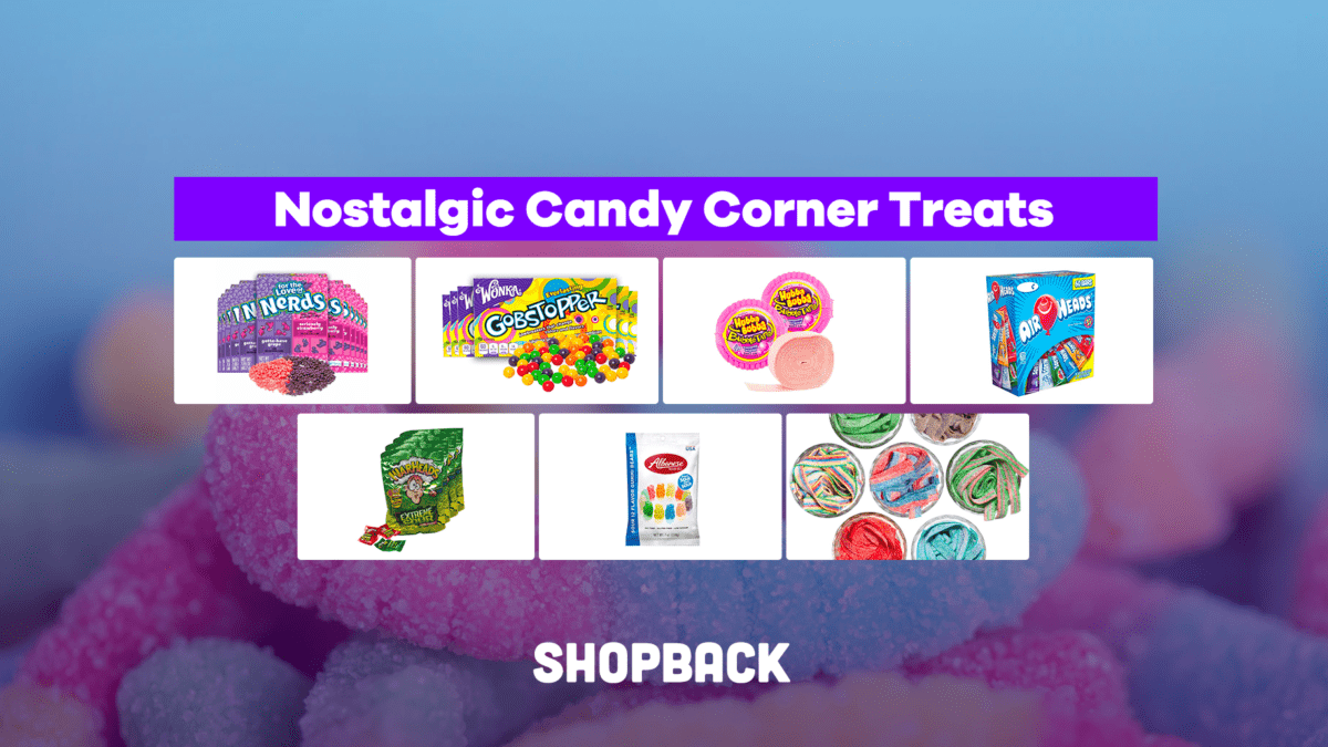 7 Nostalgic Candies That Will Take You Back To Your Childhood