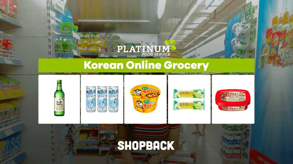 This Online Grocery Is Delivering All Your Korean Cravings (Samgyup, Samyang, Soju, And More!)