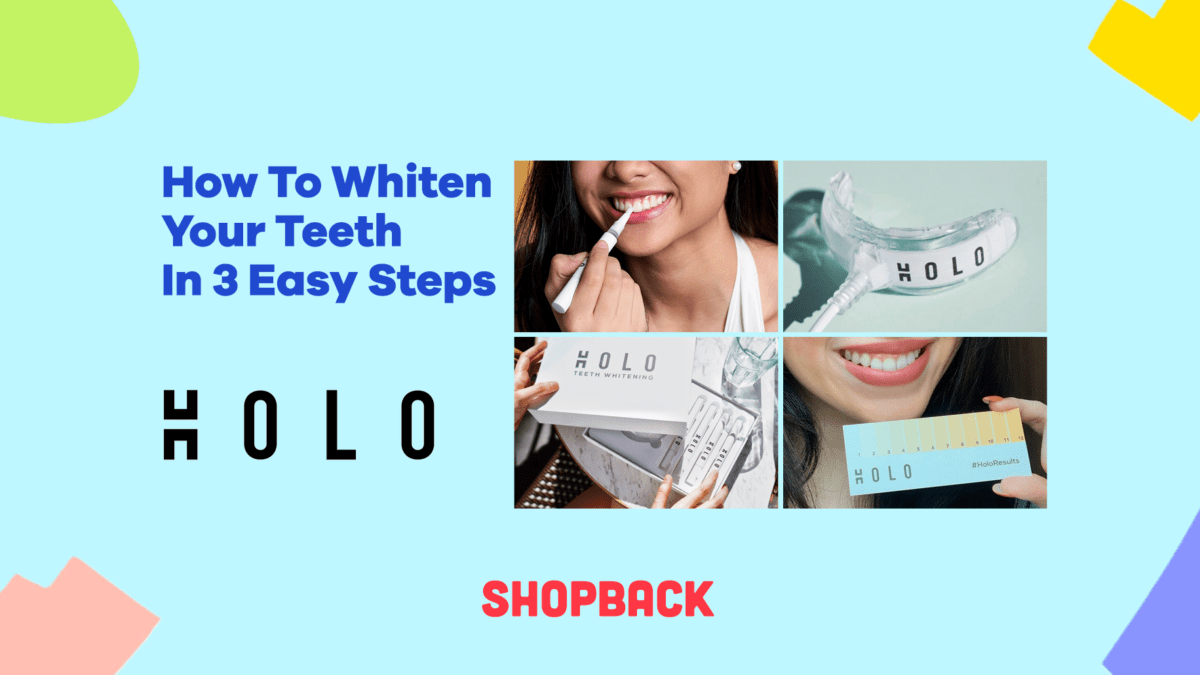 This Dentist-Approved Teeth Whitening Kit Will Brighten Your Smile in 3 Easy Steps