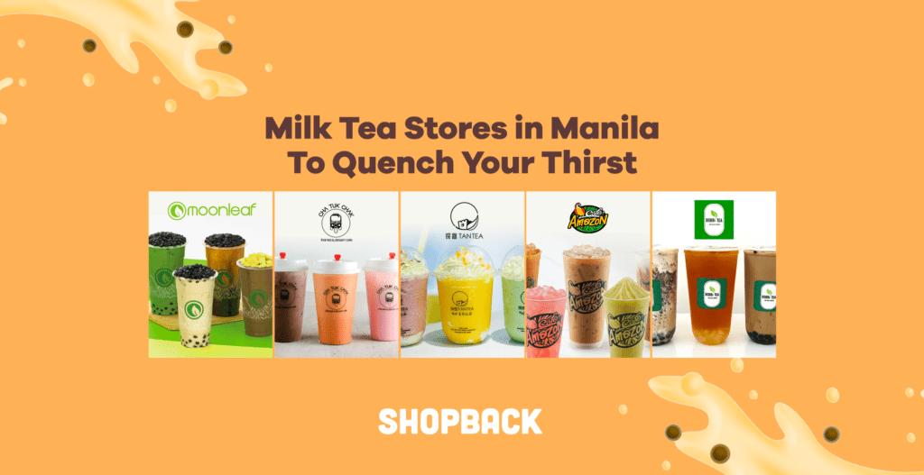 where to buy milk tea