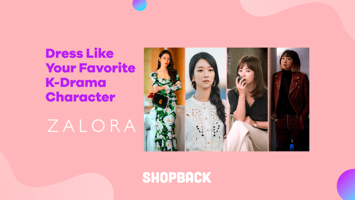 K-Drama Inspired Fashion Pieces To Wear For Your Next E-Date