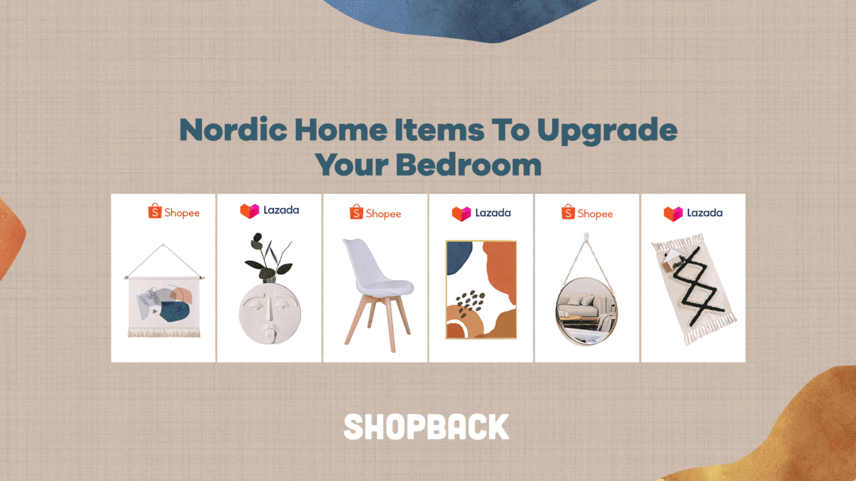 Six Cute And Affordable Nordic Home Items To Upgrade Your Bedroom